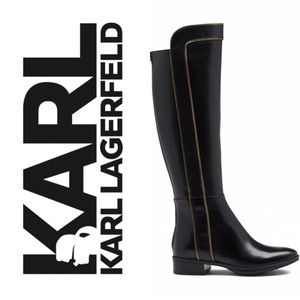 "🆕🌼 Karl Lagerfeld ""MiMi"" Riding Boots🌼"